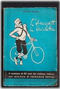 Gianni Brera L'Avocatt in bicicletta
